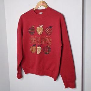 Vintage New York crewneck sweatshirt size large
